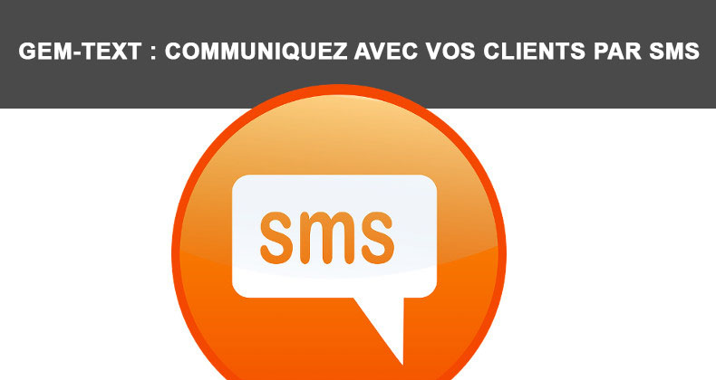 gem com : marketing de sms avec les clients