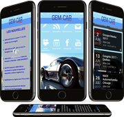 Gem-Car mobile software for car repair shop
