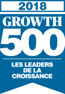 Logo officiel Growth 500 - logiciel de garage